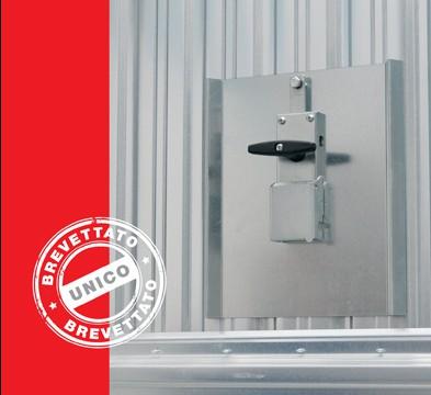 Kit stopper guerra doors - Proteggere basculante garage ...