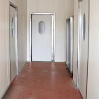 porte industriali polietilene
